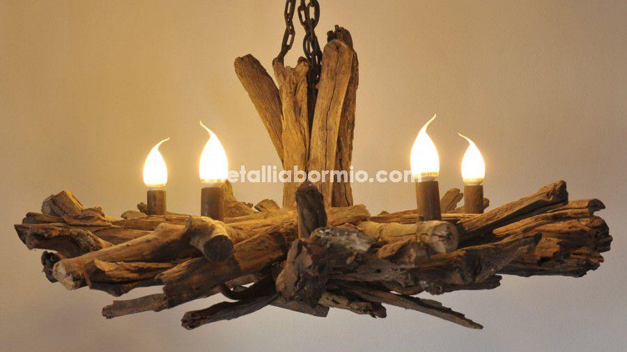 Lampadario Antico In Legno : Lampadari dwg ispiratore lampadario antico legno unaris la