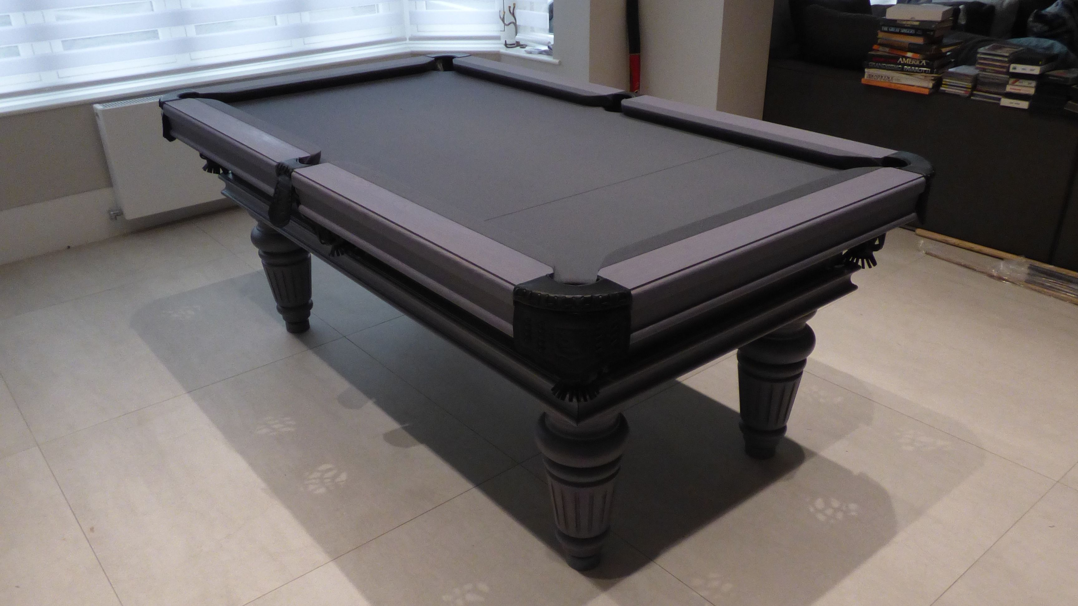 Traditional Pool Or Snooker Table Luxury Pool Tables Pool