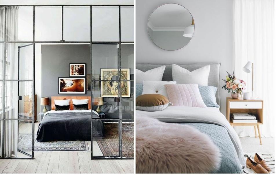 12 Ideas Para Decorar La Pared De La Cama Camas Dormitorios Cuarto De Adolescentes