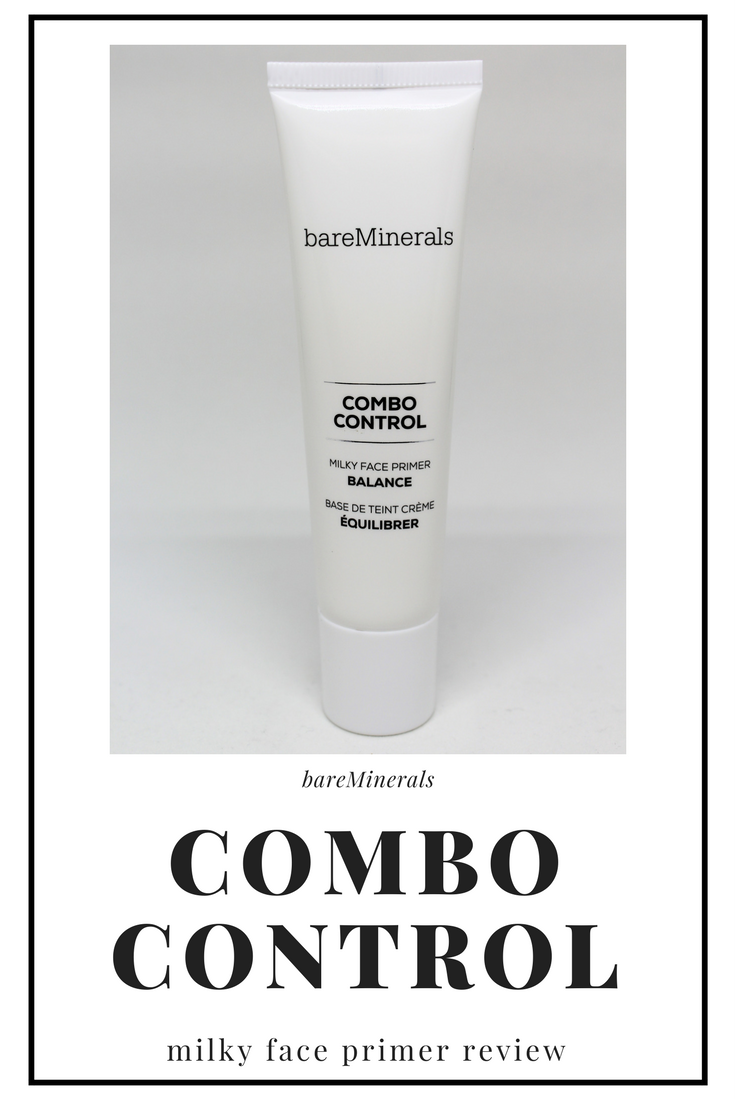 Combo Control Milky Face Primer by bareMinerals #10