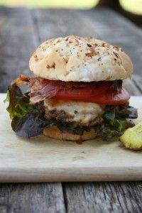 Farmhouse Cheeseburgers