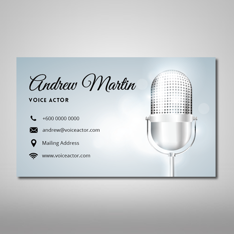 Motivational Speaker Business Card Business Cards The Design Inspiration Business Card Inspiration Business Cards Innovative Business Cards
