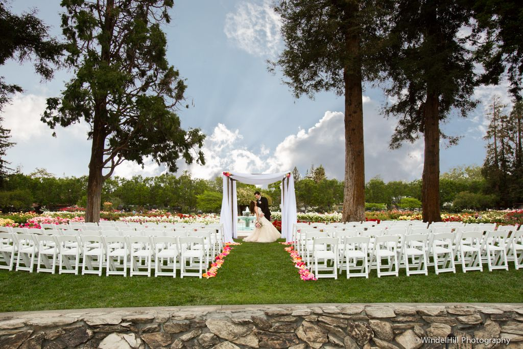 Thank You San Jose Municipal Rose Garden For The Gorgeous Venue Willparty For The Beautiful Rentals And Windelhill P Event Rental Tent Rentals Party Rentals