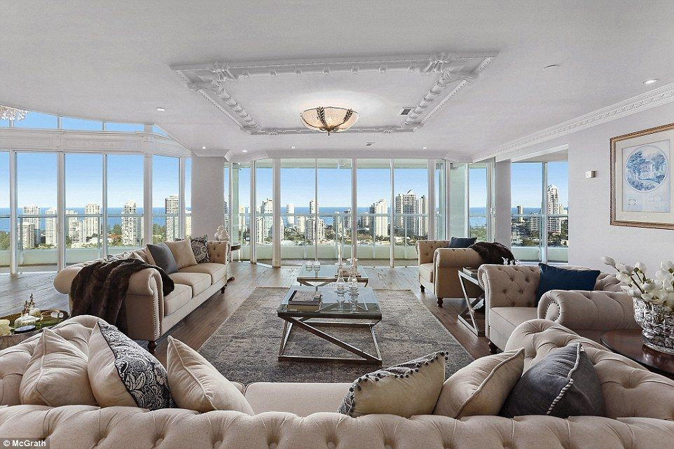 Image result for luxury apartments living room