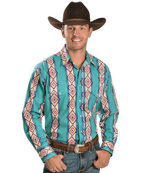 Aztec Cowboy