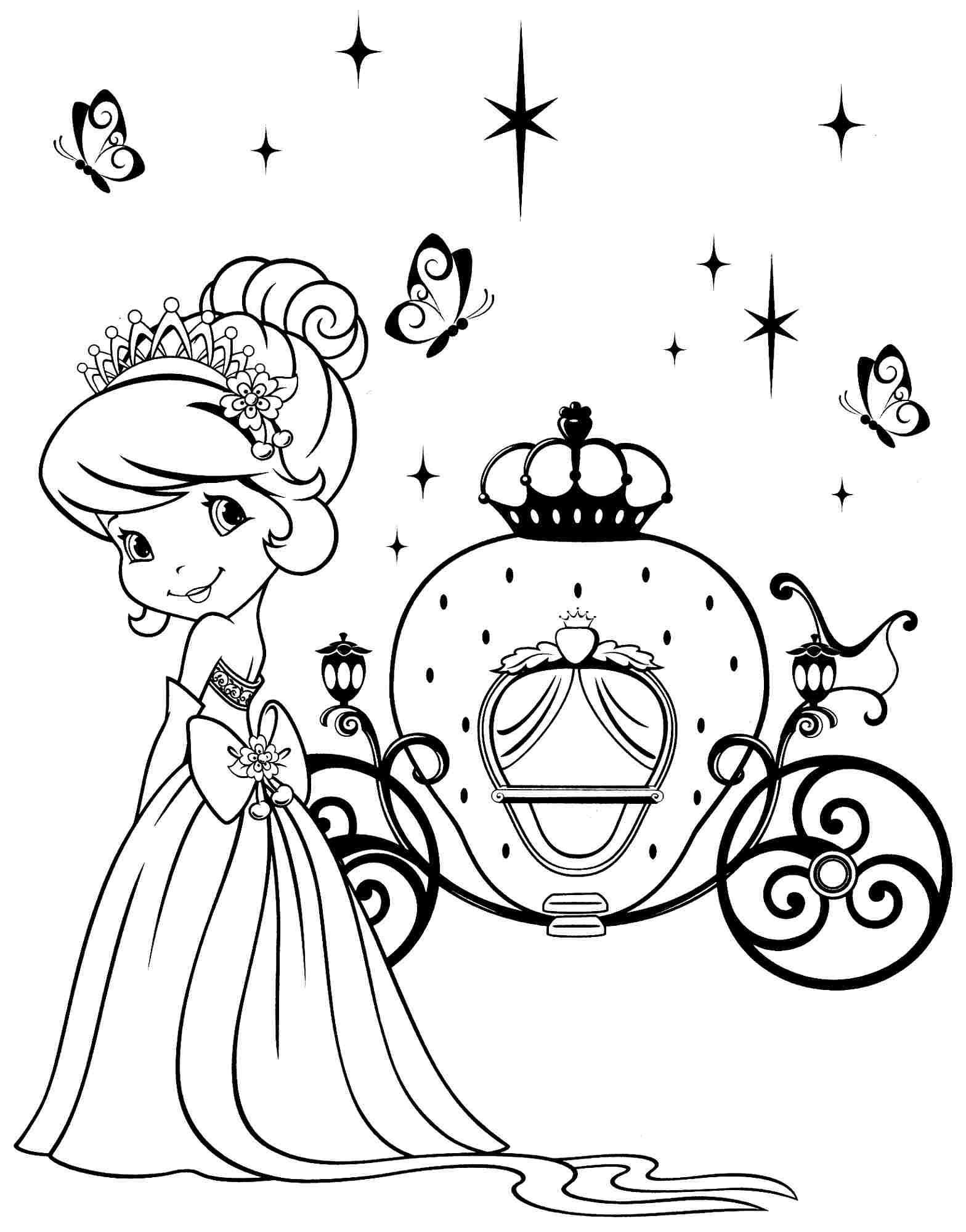 Print Full Size Image Free Printable Coloring Pages Cartoon Strawberry Shortcake C Strawberry Shortcake Coloring Pages Coloring Pages Princess Coloring Pages
