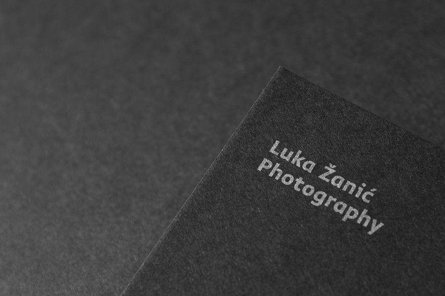 New Logo for Luka Žanić Photography by Studio8585 — BP&O | Business ...