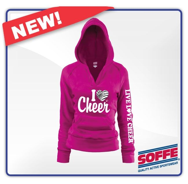 Eden Cute Cheer Practice Youth Soffe Shorts