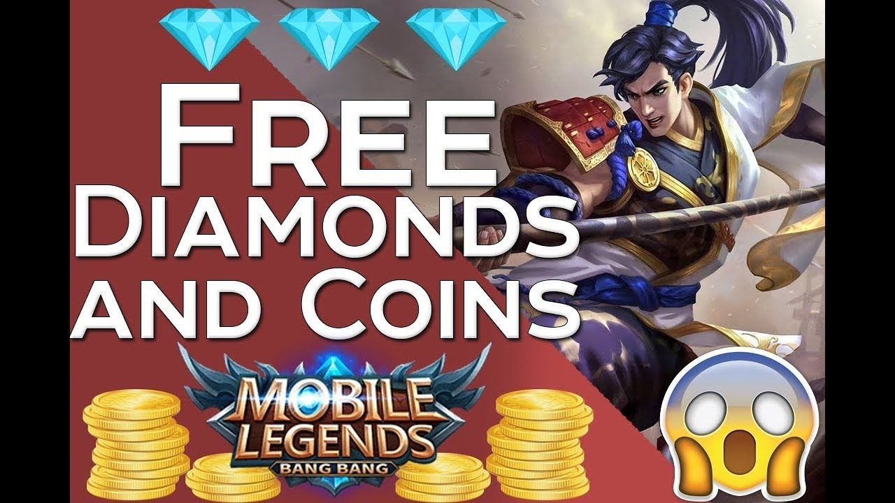 mobile legends hack free diamonds 2018 apk - free diamonds