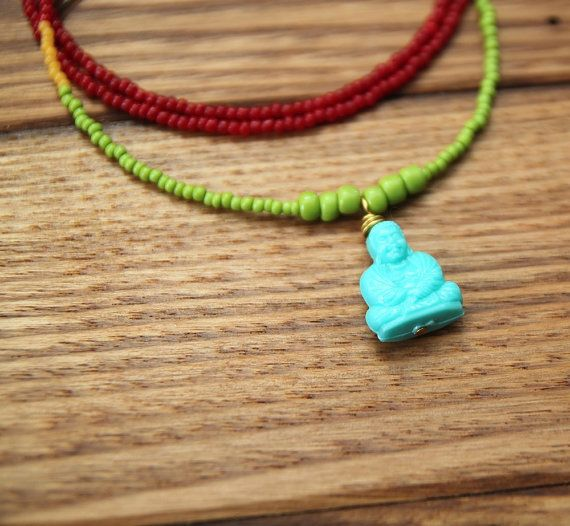 A necklace to invite in more joy and stillness.