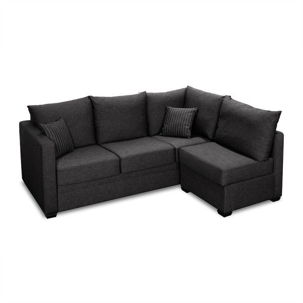 canap d 39 angle convertible deauville id es gain de place sofa couch et furniture. Black Bedroom Furniture Sets. Home Design Ideas