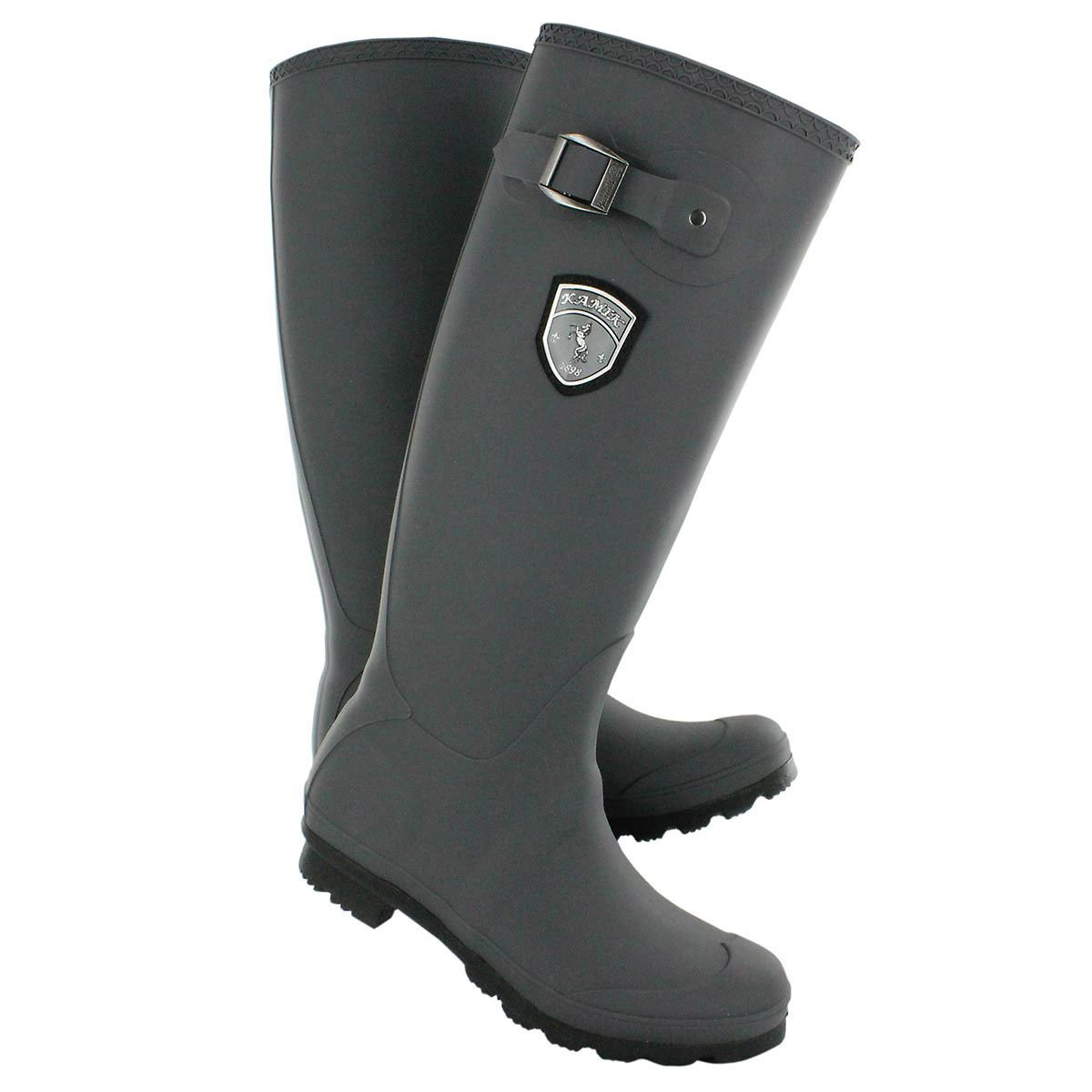 Womens Jennifer Charcoal Kamik Boots....these are on their way to me