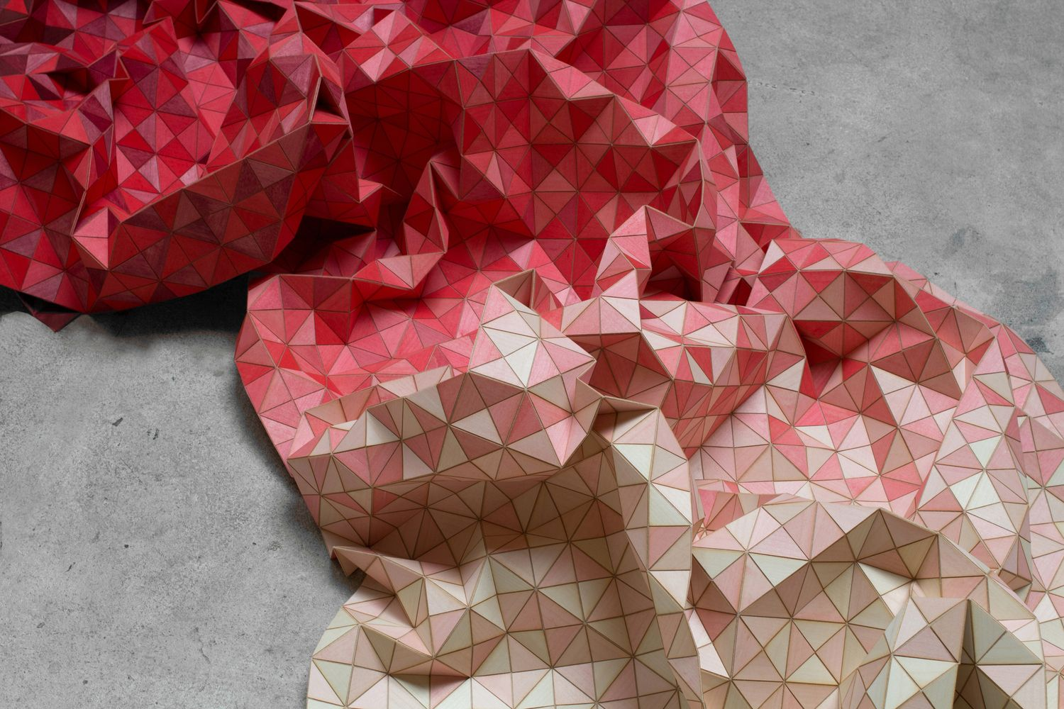 Gallery of Elisa Strozyk Turns Wood Into Fabric - 37