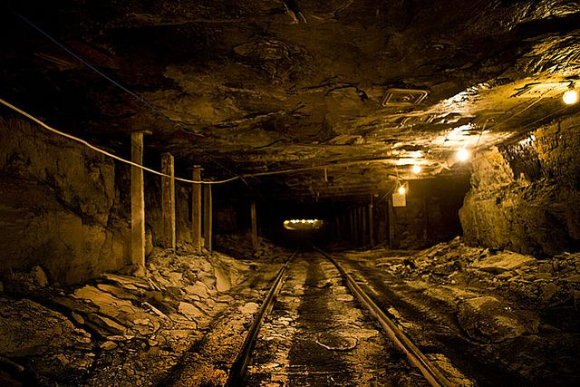 Underground Coal Mine : West Virginia : USA in 2019 | jll | Coal