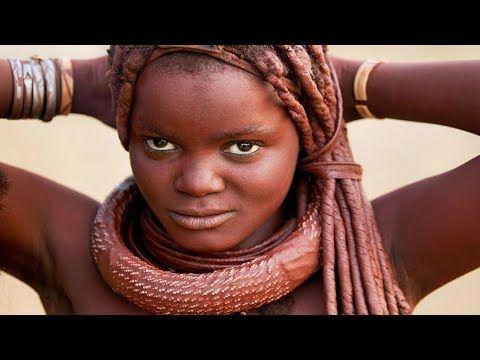 Himba Kabilesi Kadınları Hamile Kalmak İçin Öyle Bir Şey Yapıyor ki Dünyanın En Sıra Dışı Kabilesi - YouTube