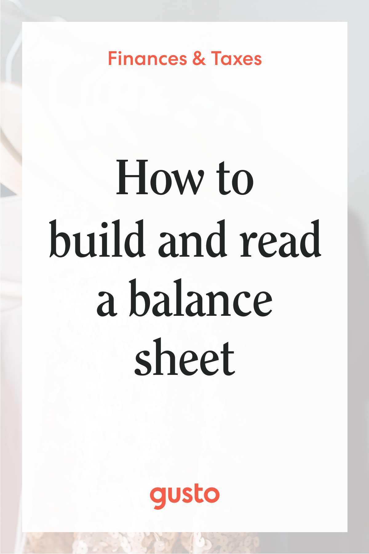 What Is a Balance Sheet and How Do I Read It? [Free