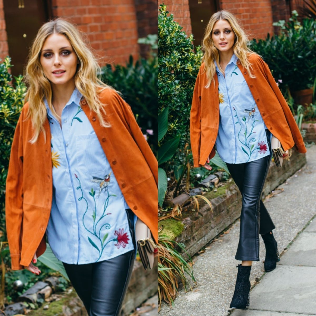 You won't believe where Olivia Palermo got her outfit from!