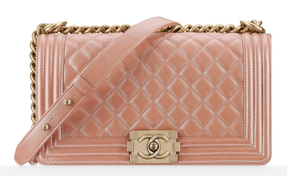 7fa699230f74 Chanel Iridescent Boy Bag 4700 | I love Chanel! | Chanel fashion ...