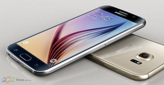 Samsung Galaxy S6 là bước chuyển mình trong thiết kế của Samsung