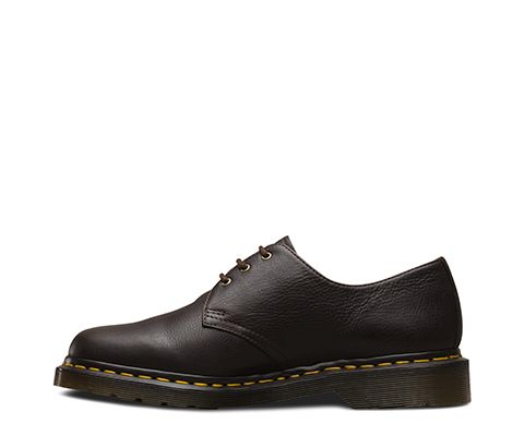 free shipping big sale outlet marketable Dr Martens 1461 Shoes In Chocolate cheap sale tumblr clearance store for sale with paypal low price OqgyD