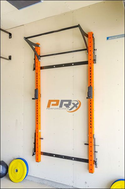 Folding Wall Mounted Racks Rigs Buying Guide At Home Gym Garage Gym Diy Home Gym