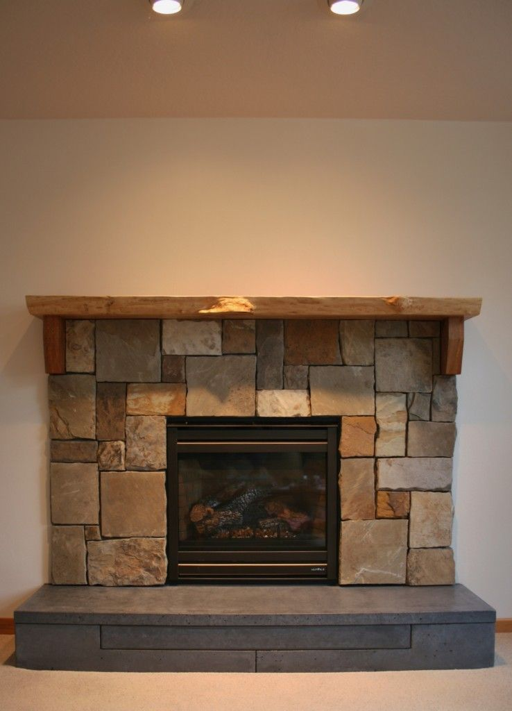 Wood Fireplace Surround Designs