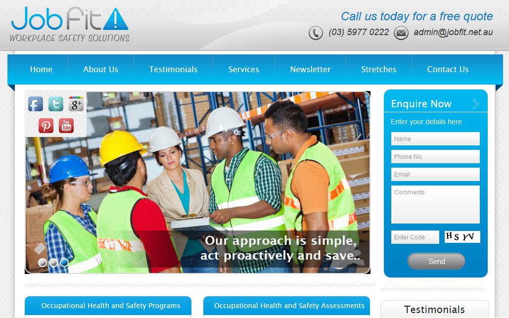 Workplace Ergonomics Training & Assessments Workplace
