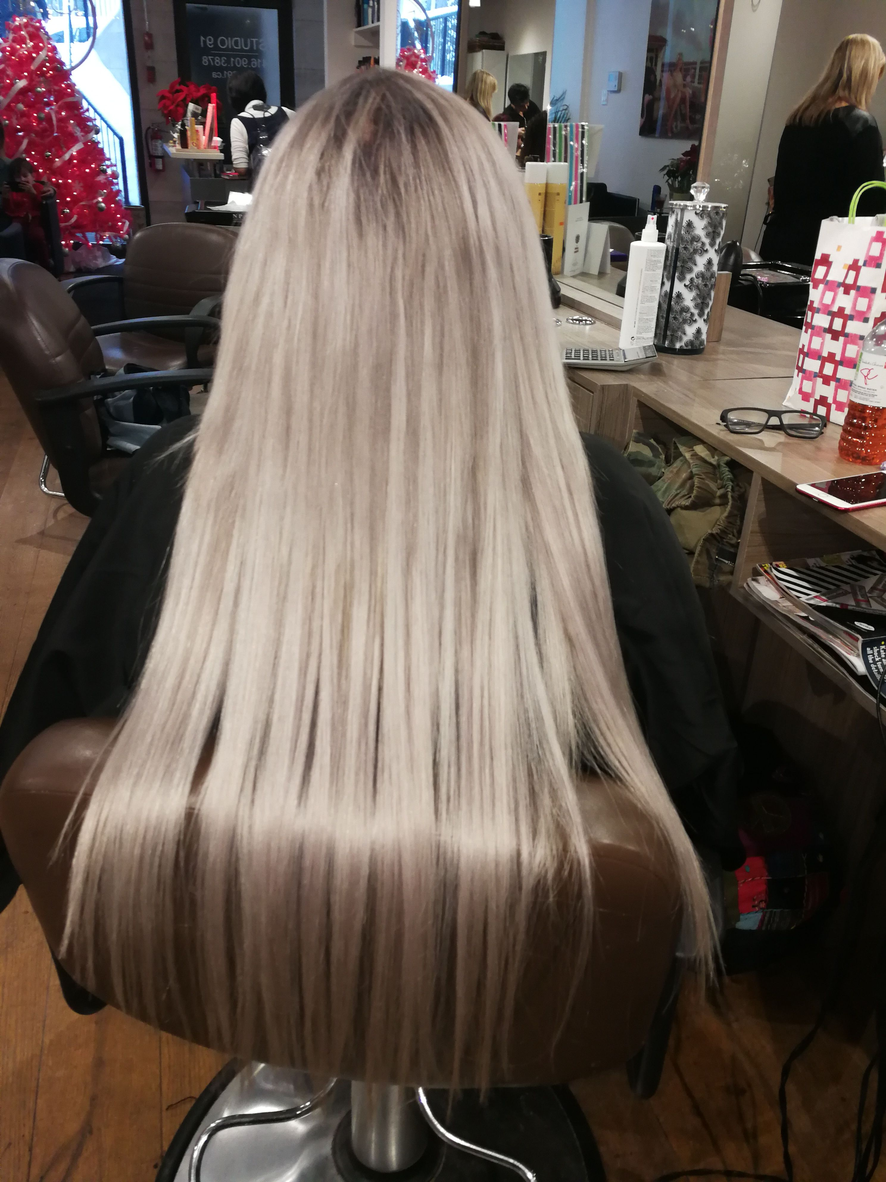 Pin By Toronto Hair Extensionshair Salon On Ice Silver Guy Tang