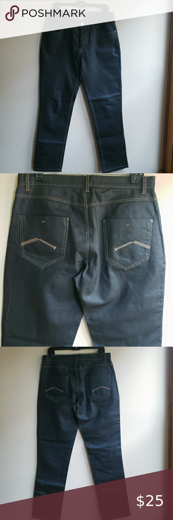 Men S Alkemy Dark Blue Jeans Size 32 Straight Leg Alkemy Men S Jeans Size 32 Great Condition See Pics For Measur Dark Blue Jeans Mens Straight Jeans Blue Jeans
