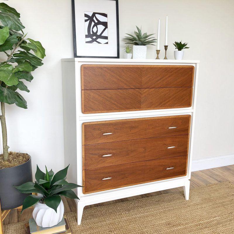 Best Mid Century Modern Highboy Dresser Simplex Ii Kent 400 x 300