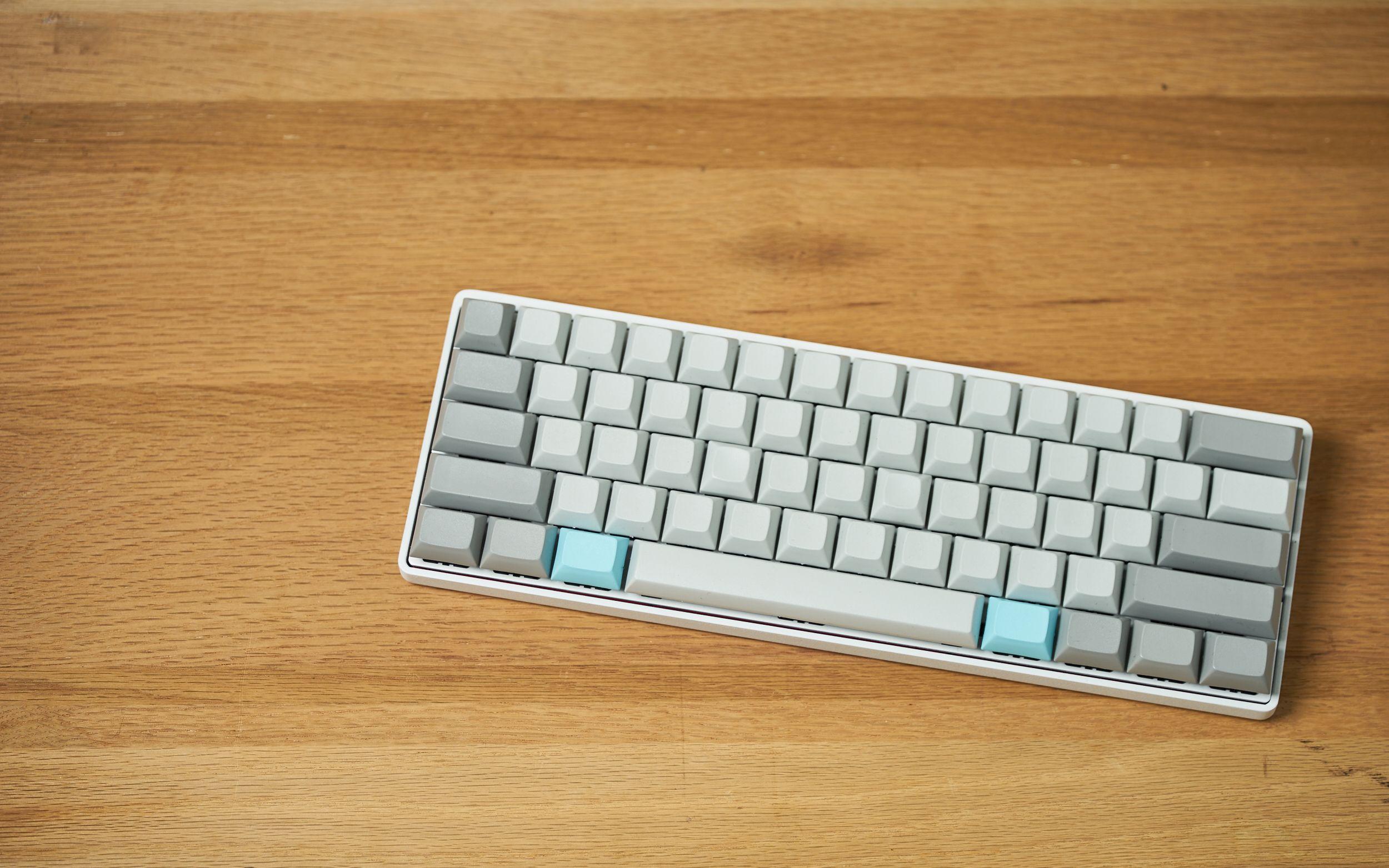 Blank Pok3r In 2020 Computer Keyboard Keyboard Artisan