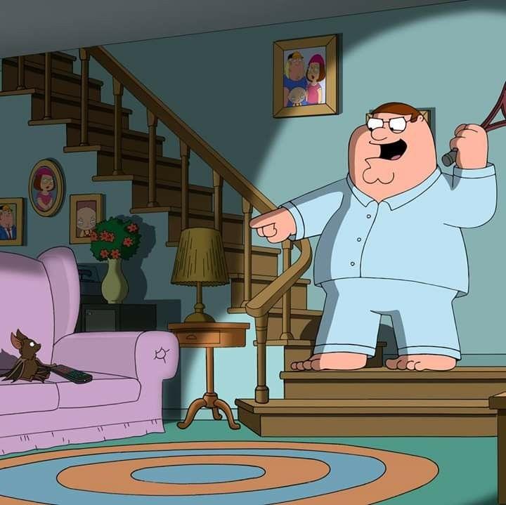 bat out of quahog family guy guys alex borstein