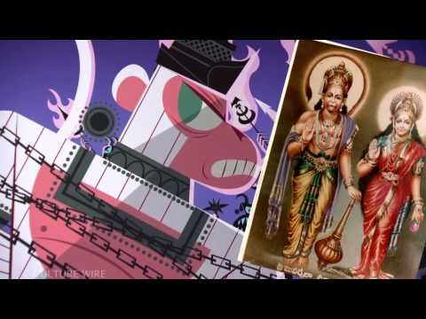 Video interview about Culture Wire: Deities, Demons and Dudes with 'Staches