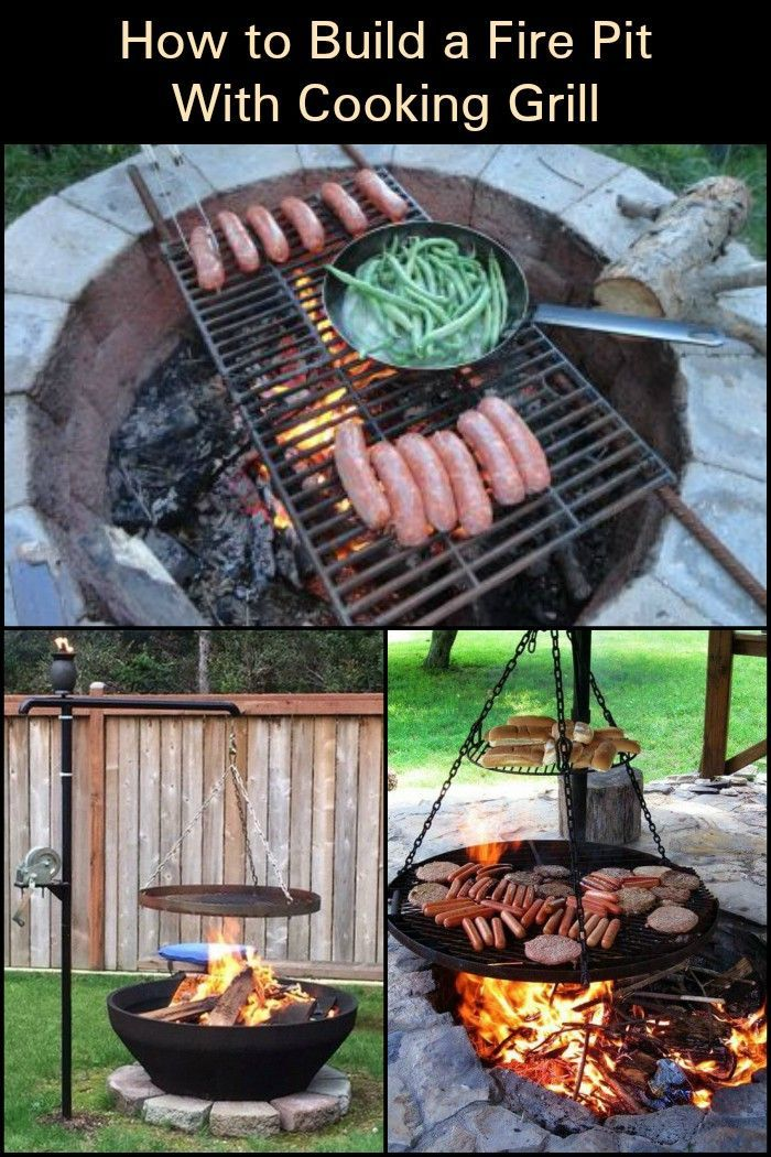 Is this the right fire pit and cooking grill for your ...