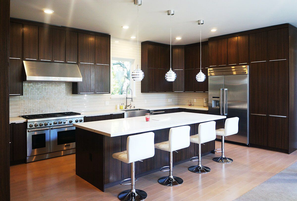 Cocoa Flat Panel Euro Style Cabinet City Kitchen And Bath Assembled Kitchen Cabinets Online Kitchen Cabinets Kitchen Cabinet Styles