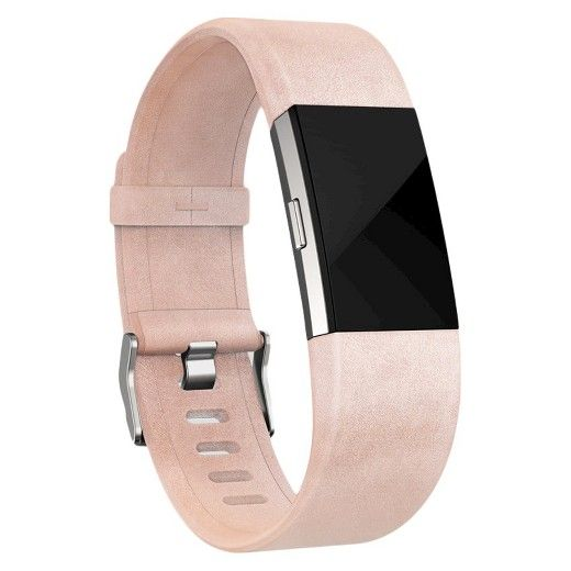 Fitbit Charge 2 Luxe Leather Band : Target | wish list | Fitbit