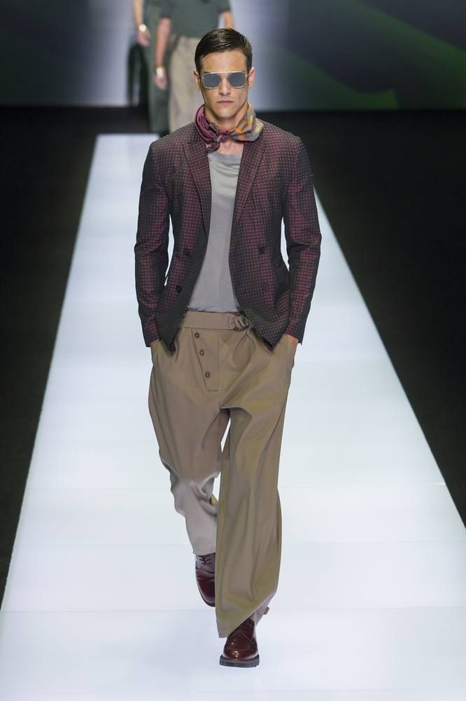 Emporio Armani Spring-Summer 2017 - Milan Fashion Week  MFW   Men s ... 1a04dcb24d
