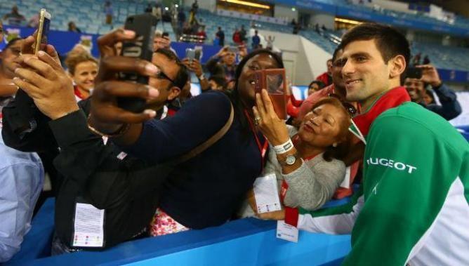 Novak Djokovic entusiasta dell´IPTL: ´E´ stato un successo e sono felice di farne parte´