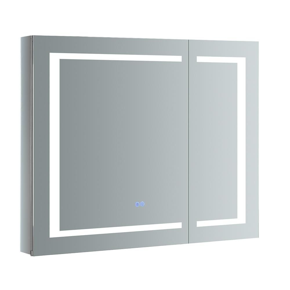 Fresca Spazio 36 In W X 30 In H Recessed Or Surface Mount