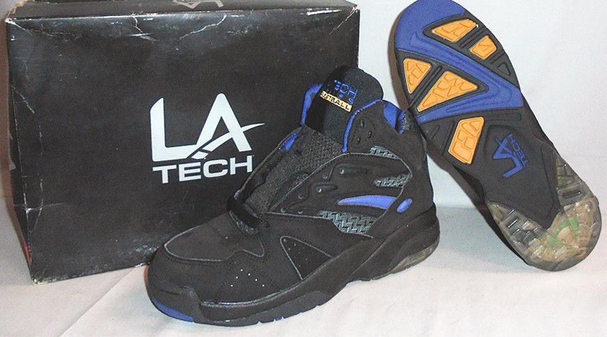 Mib 1993 La Gear Vintage Leap Gear Tech Nos Basketball