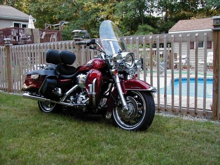 Road King with Lower Fairing   Bikes   Road king, Road king