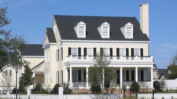 Colonial Chase Looney Ricks Kiss Architects Inc Southern Living House Plans Dream House Exterior Saltbox Houses Southern Living House Plans