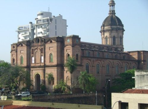 iglesia de la encarnacion asuncion