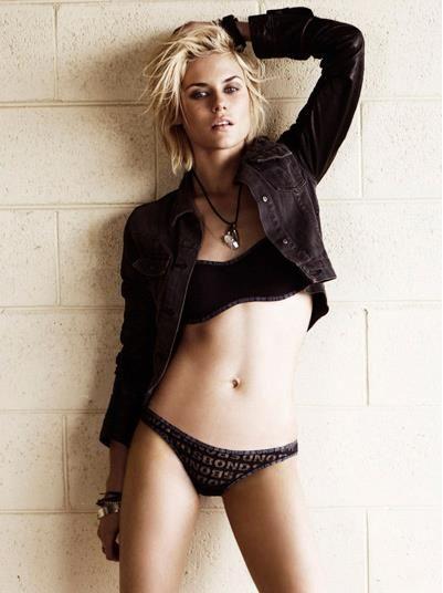 Rachel Taylor Bikini