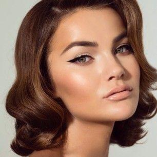 Audrey Hepburn Classy make-up by Makeup by Natasha Denona ...