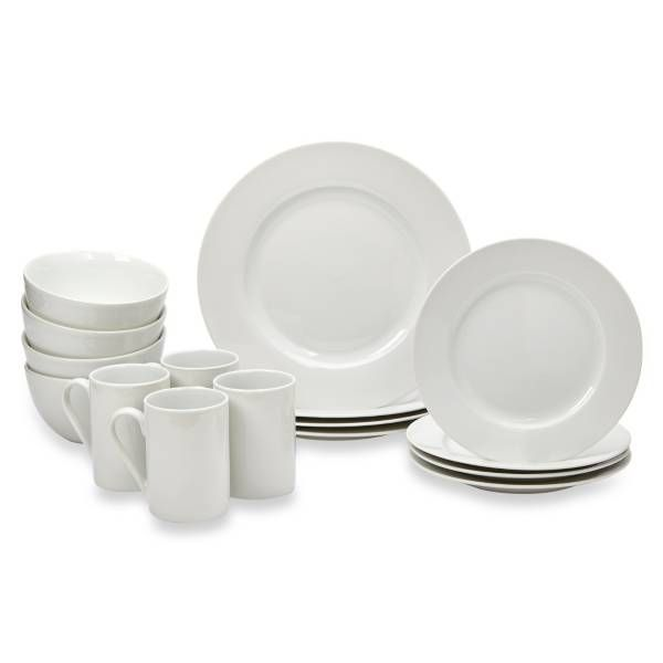 Product Image For Tabletops Gallery® Soleil 16 Piece Dinnerware Set 1 Out  Of 2