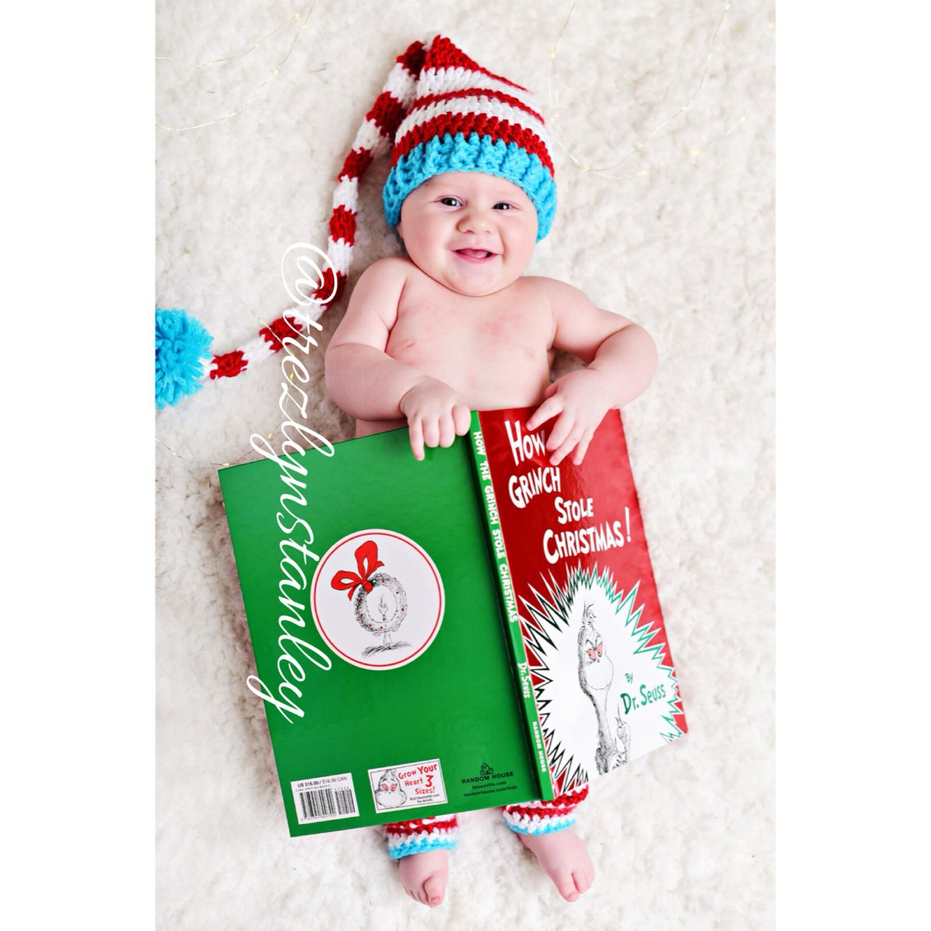 Madden's Christmas pictures 2015!