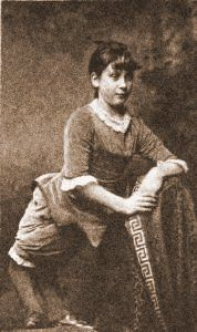 "Ella Harper, ""The Camel Girl"" b1873-?~ http://www.sepiachord.com/index/ella-harper-the-camel-girl-b1873/ #circus"