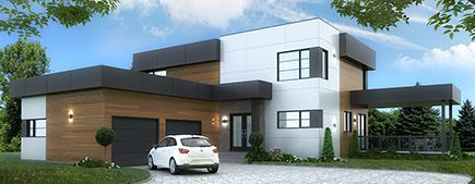 Plan De Maison Unifamiliale Maisonneuve 2 No 3246 V1
