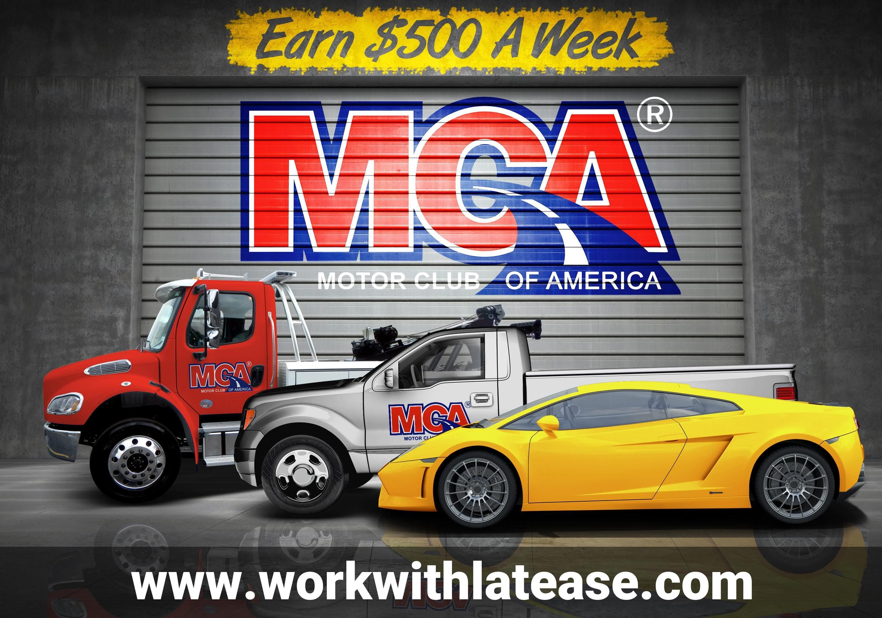 MCA -- join my team today! | Mca, Make money from home ...
